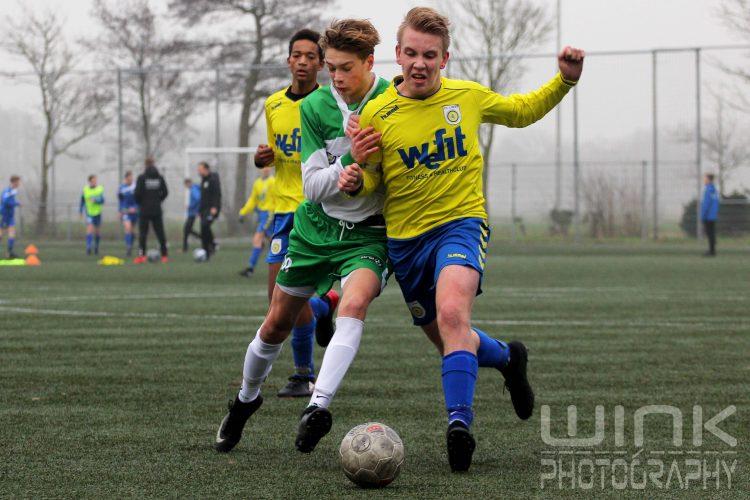 2018-01-13 Sportshoot FC Lisse JO17-2 – BSC'68 JO17-1